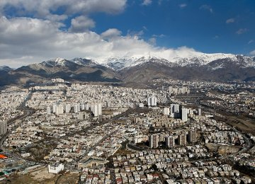 Tehran Home Sales Fall 60% as Prices Rise 90%