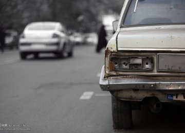 Iran: Call for National Ban on Polluting Cars