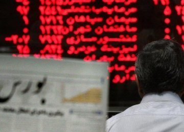 Tehran Stocks in Recovery Mode