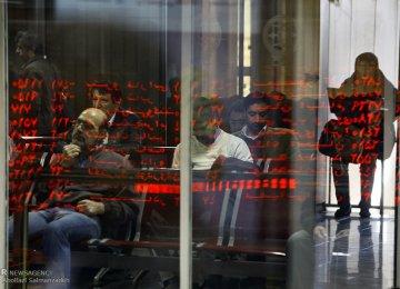 Tehran Stock Exchange Extends Rally