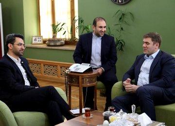 Iran ICT Minister: US Hostility Disrupting Int'l Tech Development
