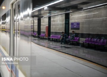 Rapid Expansion Plans for Tehran Subway Underway | Financial