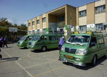 Smart Upgrade to Improve School Transport Services