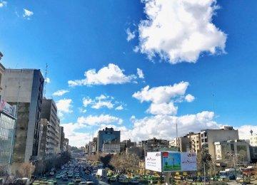 Tehran Air Quality Improves in April