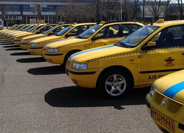 Deal to Replace 10,000 Old Taxis