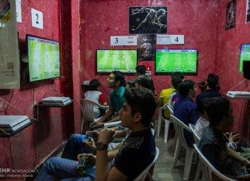 Children, Video Game Issues Upfront
