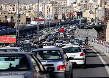 Traffic Scheme Fails to Deliver in Tehran
