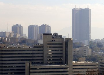 Urban Managers Struggle to Combat Tehran Air Pollution