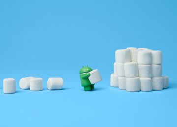Marshmallow Most Popular Android Version in Iran