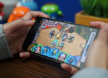 Foreign Games Dominate Iran Android Market