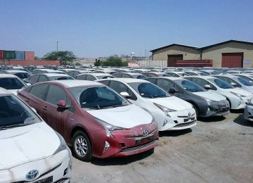 Customs Clearance at Last for Over 1,000 Imported Vehicles