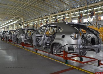 Private Iranian Carmaker Karmania Seemingly in Good Shape