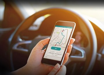 Navigation App Reports Sharp Fall in Norouz Trips