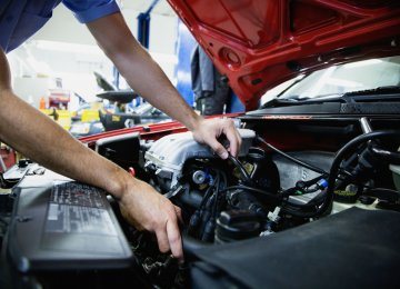 Auto Repair Costs  in Iran Not for the Fainthearted