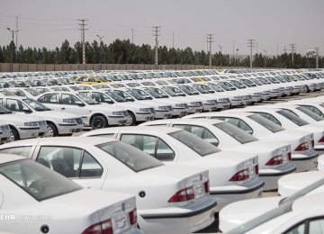 Iran Car Industry in Reverse