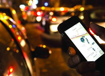 Ride-Hailing Startups, Tehran Municipality at Loggerheads Over Taxation