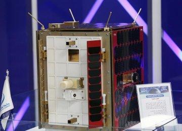 Iran to Make 3 More Satellites