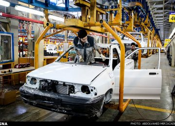Iran Auto Sector Plight Here to Stay