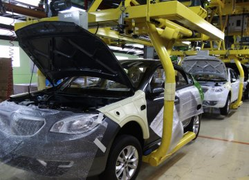 Sanctions Slash Iran's Automotive Diversity