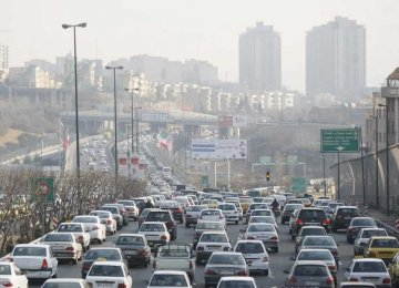 Tehran's New Fight Against Smog: Polluting Vehicles Beware