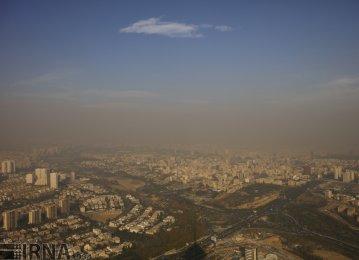 Toxic Smog Puts Tehran on Alert