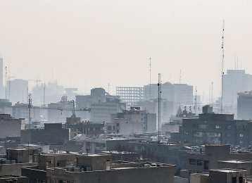 Iran's DOE Updating Air Pollution Reporting System