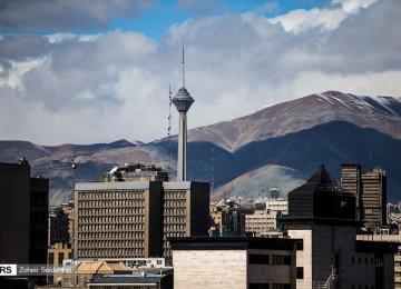 More Pleasant Air Quality Dominates Tehran in May