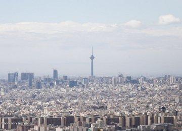 Pollution Darkens Tehran Pollution Darkens Tehran Skies