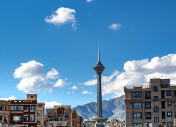 Tehran Ozone Pollution Dips
