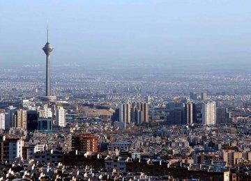 Tehran Air Cleaner in August