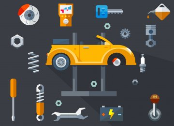 Startup Offers Doorstep Auto Repairs, Maintenance in Tehran, Mashhad