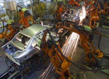 Iran Auto Output Rises in Q1