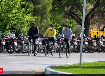 Tehran Targets Biking Network