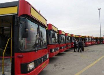 Tehran Bus Fleet in Dire Need of Repair, Renewal