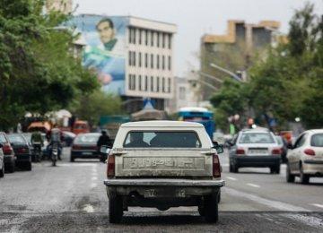 Iranian Auto Inspection Center Reveals Startling Data