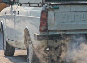 Karaj Imposes Ban on Old Cars