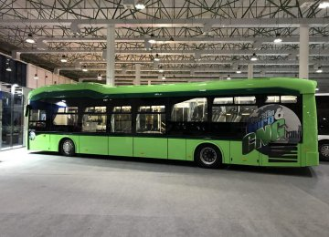 Conversion of 1.5m Public Transport Vehicles Into CNG Hybrids Launched