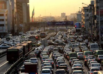 Air Pollution Annually Costs Tehran Residents $2.6 Billion