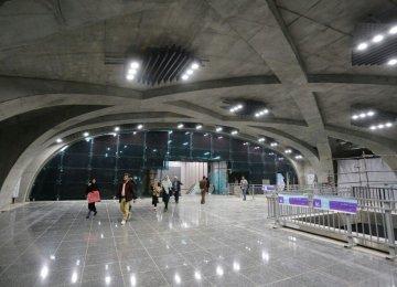 Subway Expansion in Iranian Metropolises