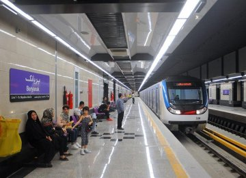 Tehran Subway Expansion Plans Outlined for 2020-21