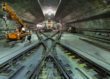 ESCO Signs Deal to Deliver Rails for Tehran Metro Projects