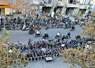High Road Fatalities Among Tehran Motorcyclists