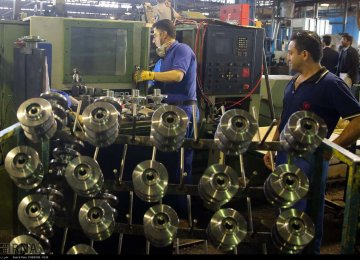 Tough Times Ahead for Iran Auto Parts Makers