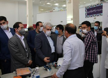 Gov't Investing to Develop Qazvin Tech Infrastructure