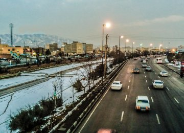 Odd-Even Traffic Scheme Declared Successful in Tabriz