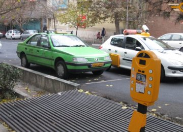 Smart Parking Meters for Tehran