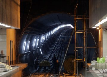 Karaj Subway Awaiting More Funds