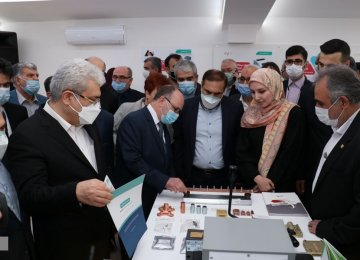 Iran Opens Tech Center in Syria