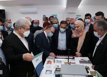 Iran Opens Tech Center in Syria