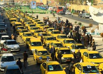 Tehran Taxi Fleet Monitoring Improves